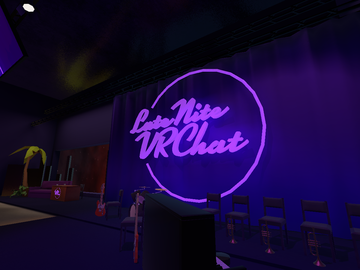 Late Nite VRChat
