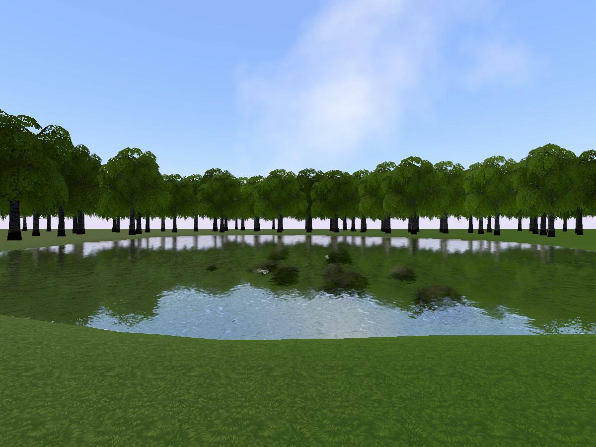 Logsman Forest