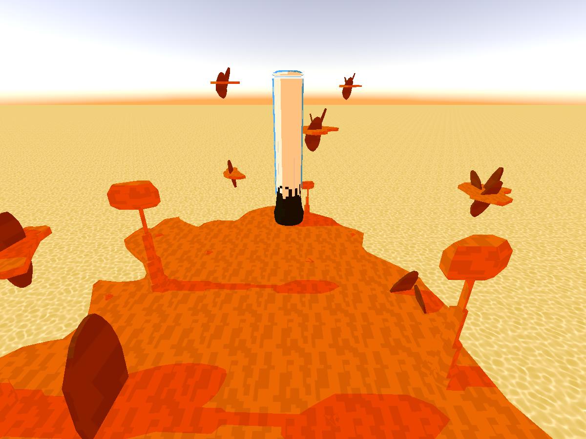 Lyoko Desert Sector