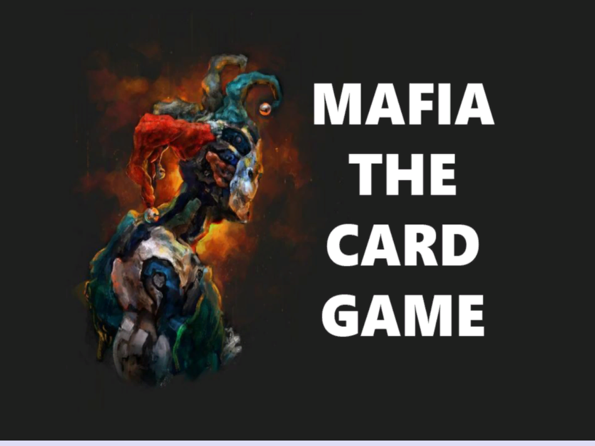 MAFIA THE CARD GAME
