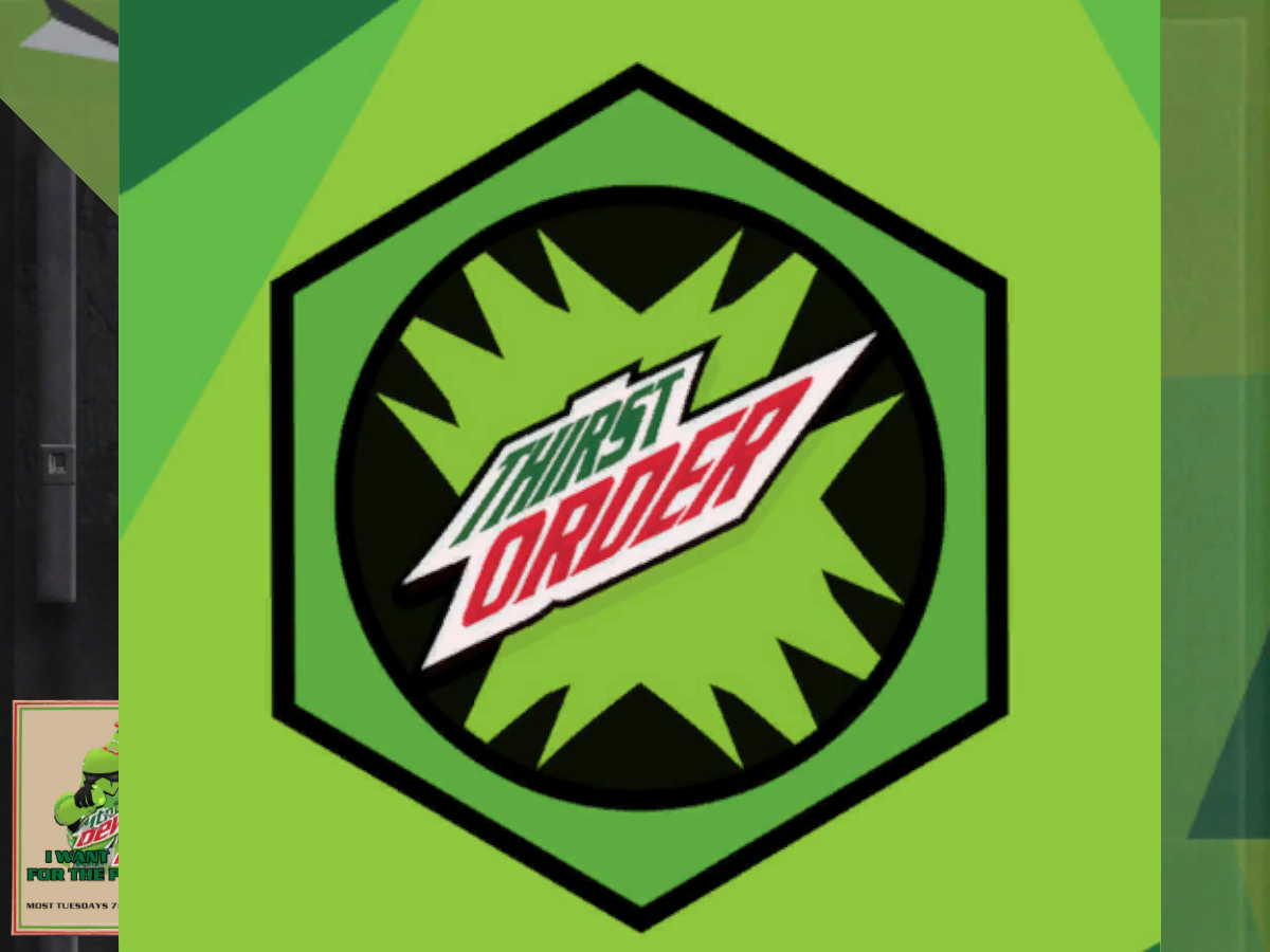 MTN DEW 〈Avatars〉