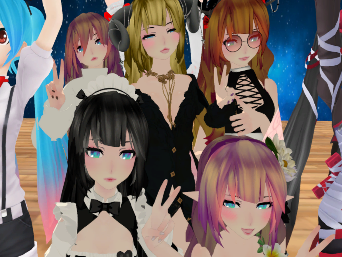 Mamaaa's Avatar World (Thank you for all the fun VRFAM' ILY; Uploader is inactive; World will be AS IS)