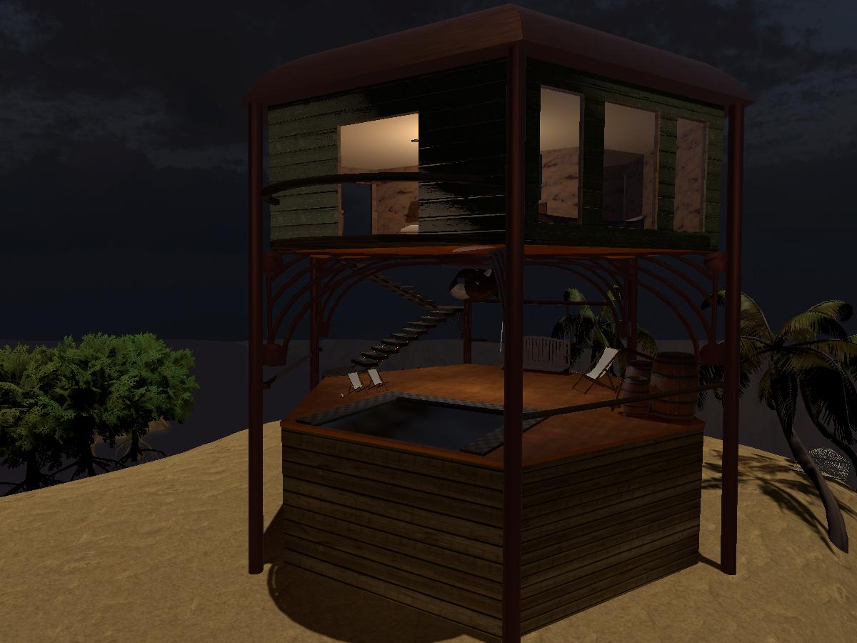 Mangrove Beach House