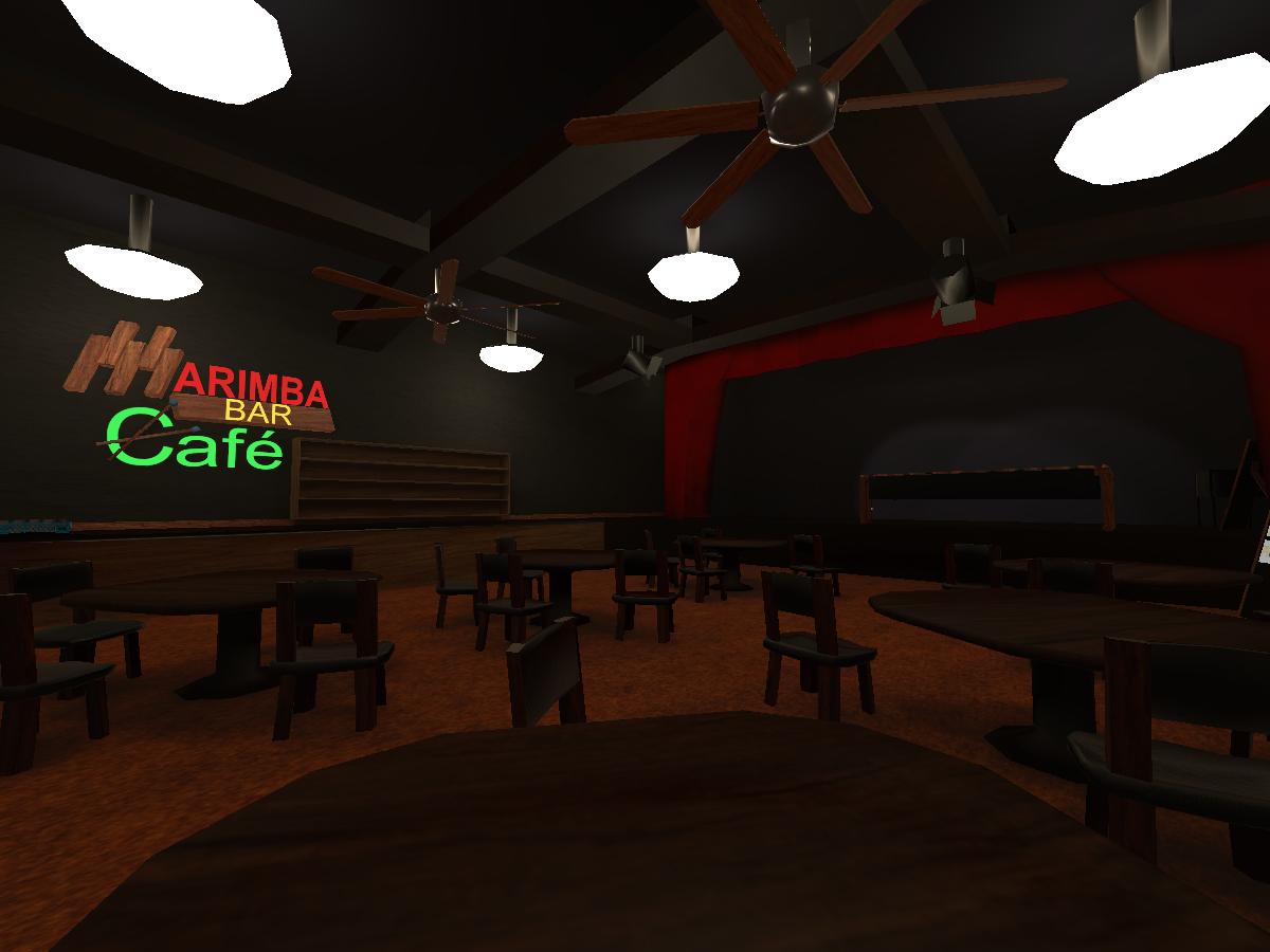 Marimba Bar Cafe