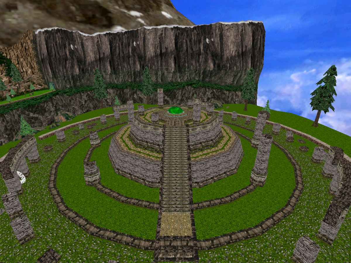 Master Emerald Shrine