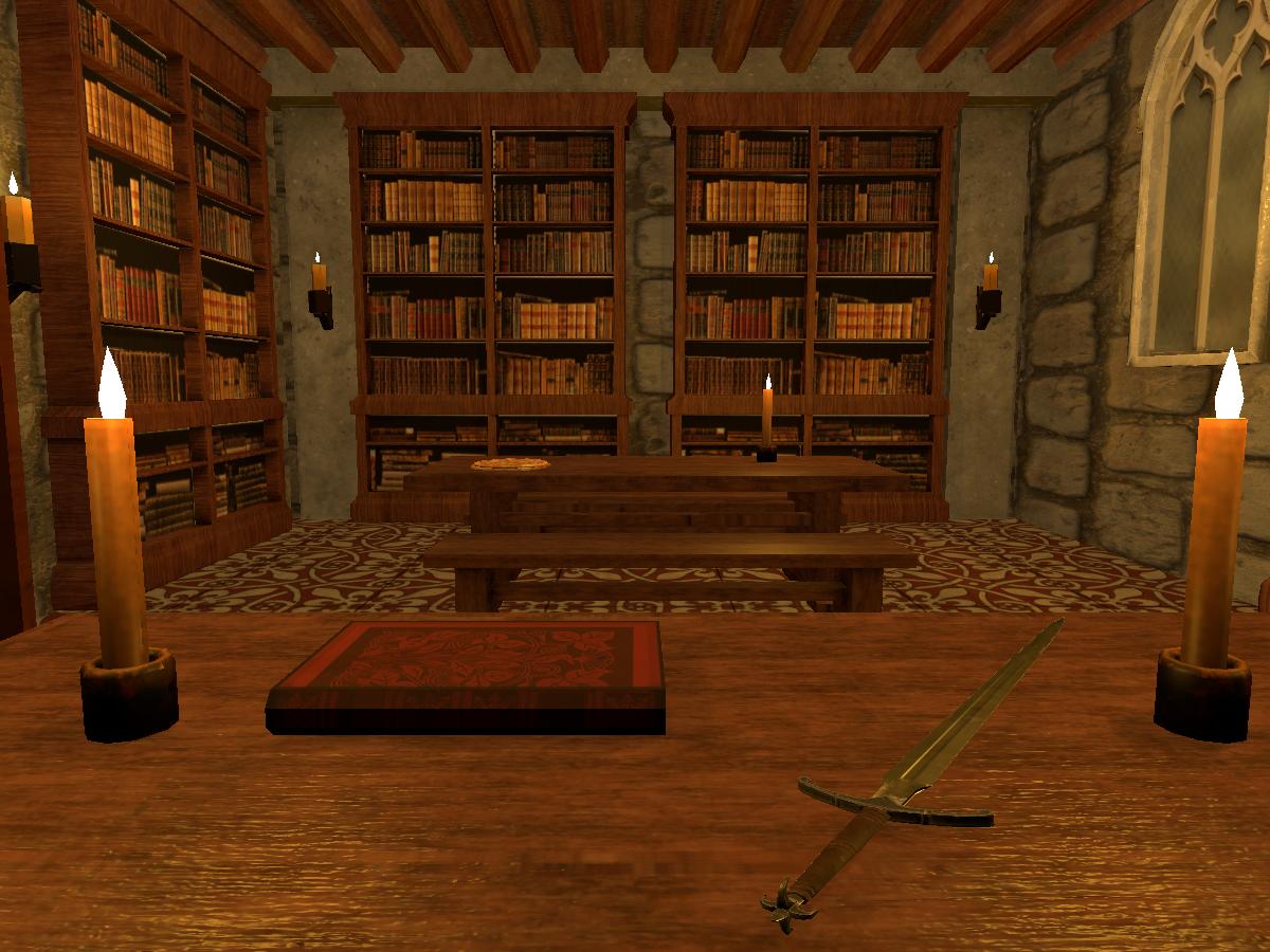 Medieval Hideout