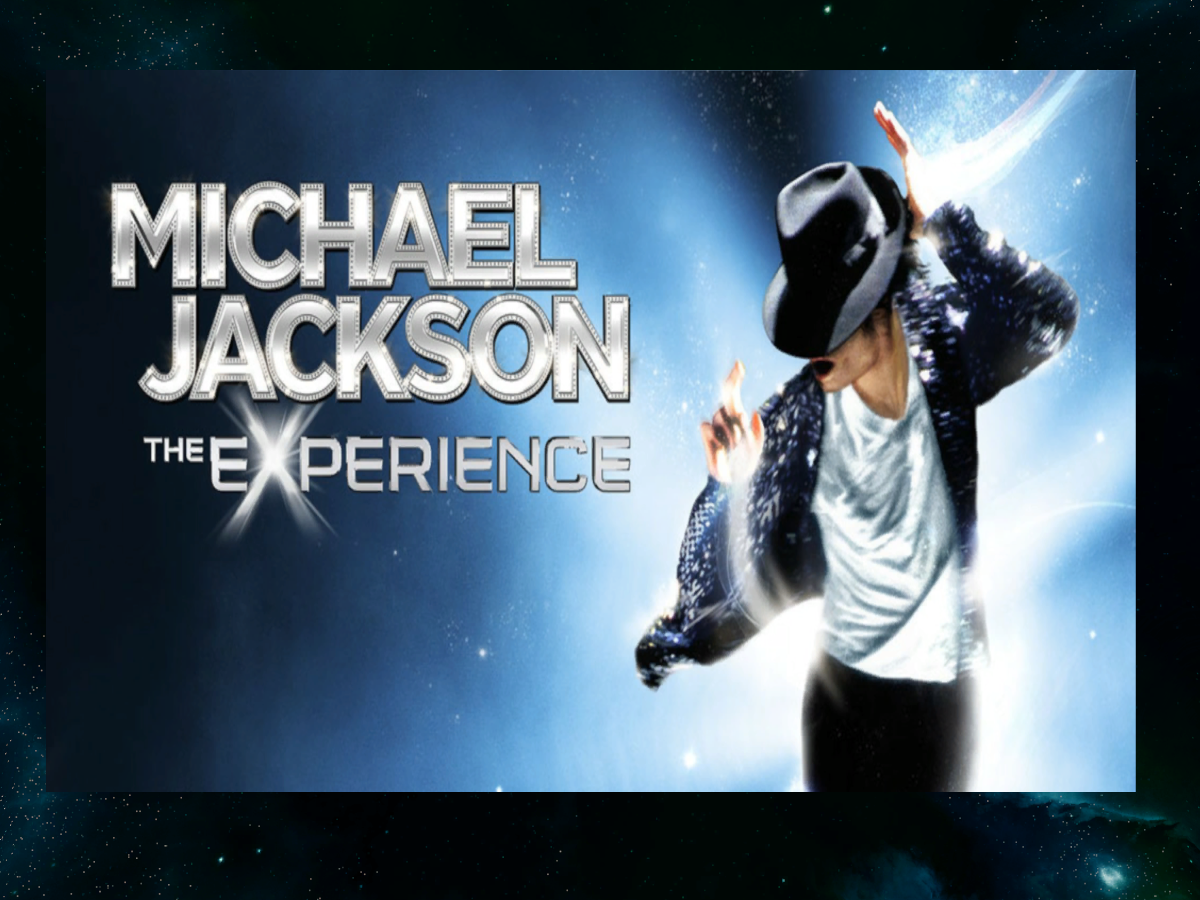 Michael Jackson The experience(Full body dance room)