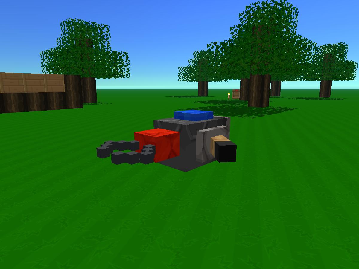 Minecraft V0․23