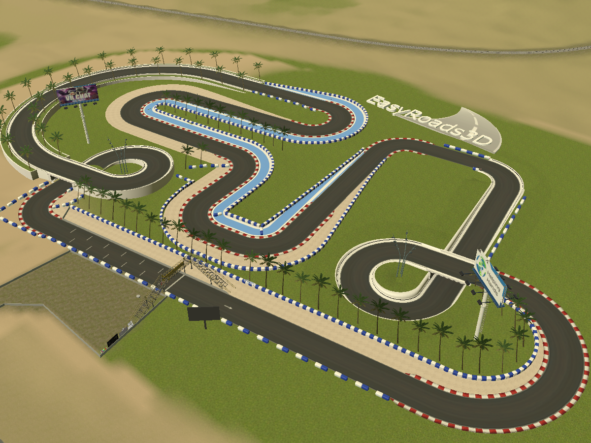 Kart Racing #1 Racetrack - GT4tube