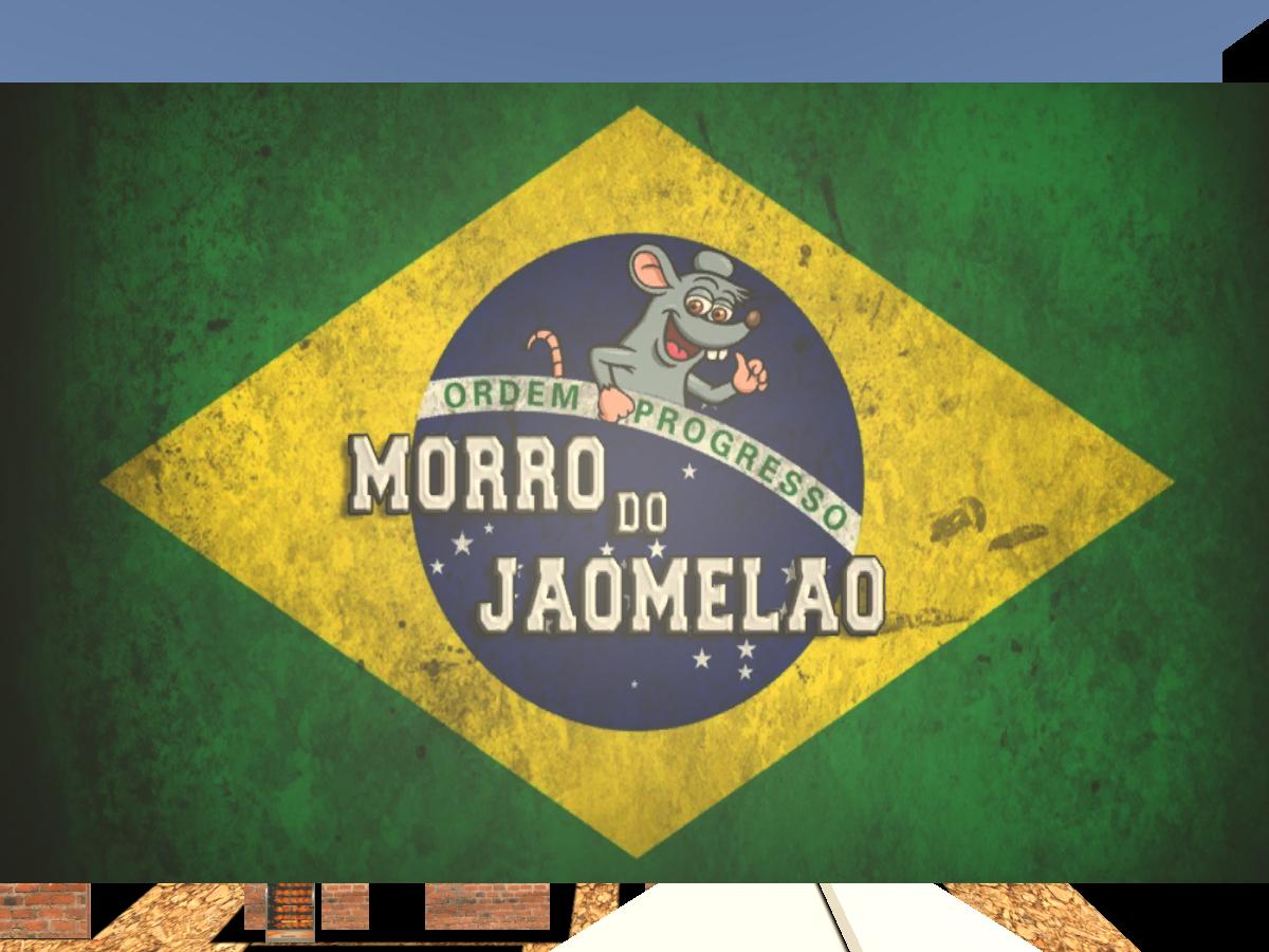 Morro do JãoMelão - Brasil