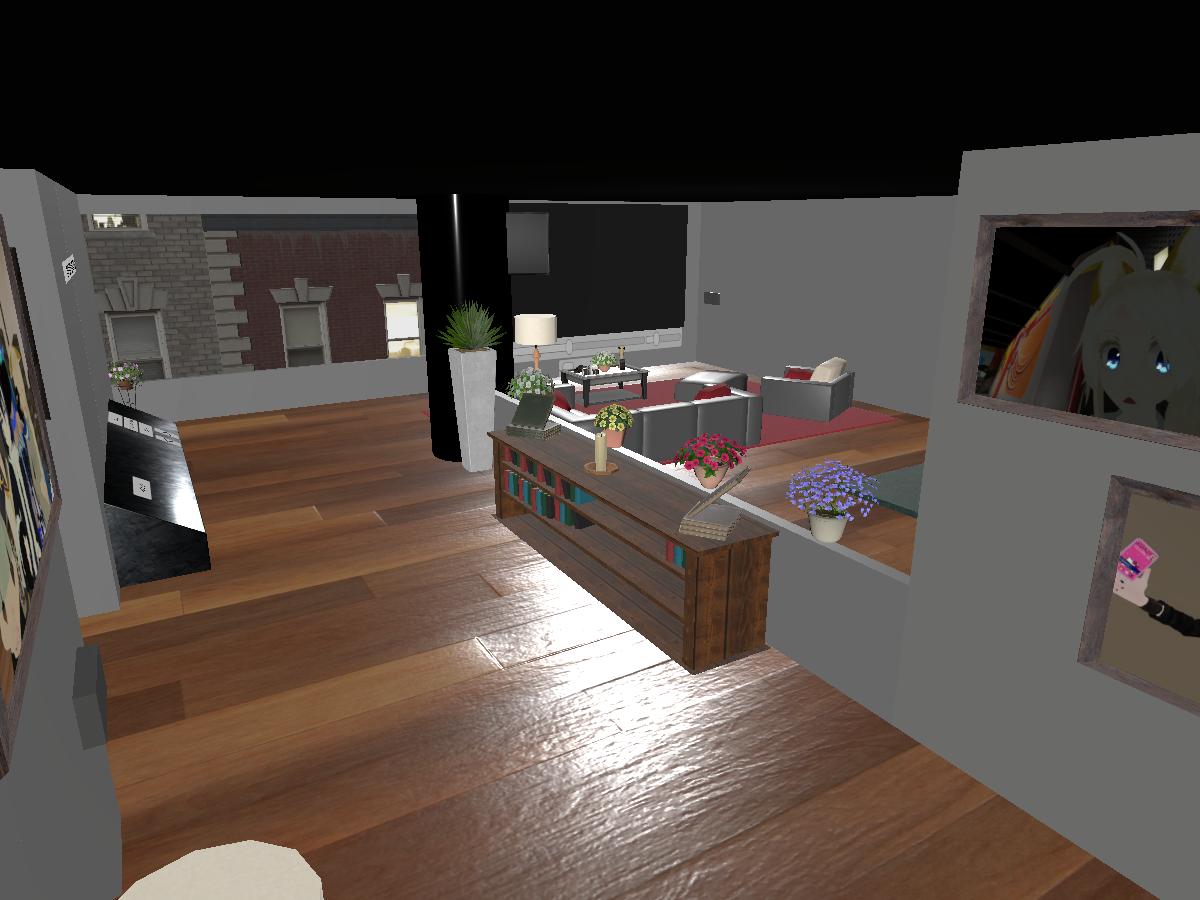 Moto's Apartment