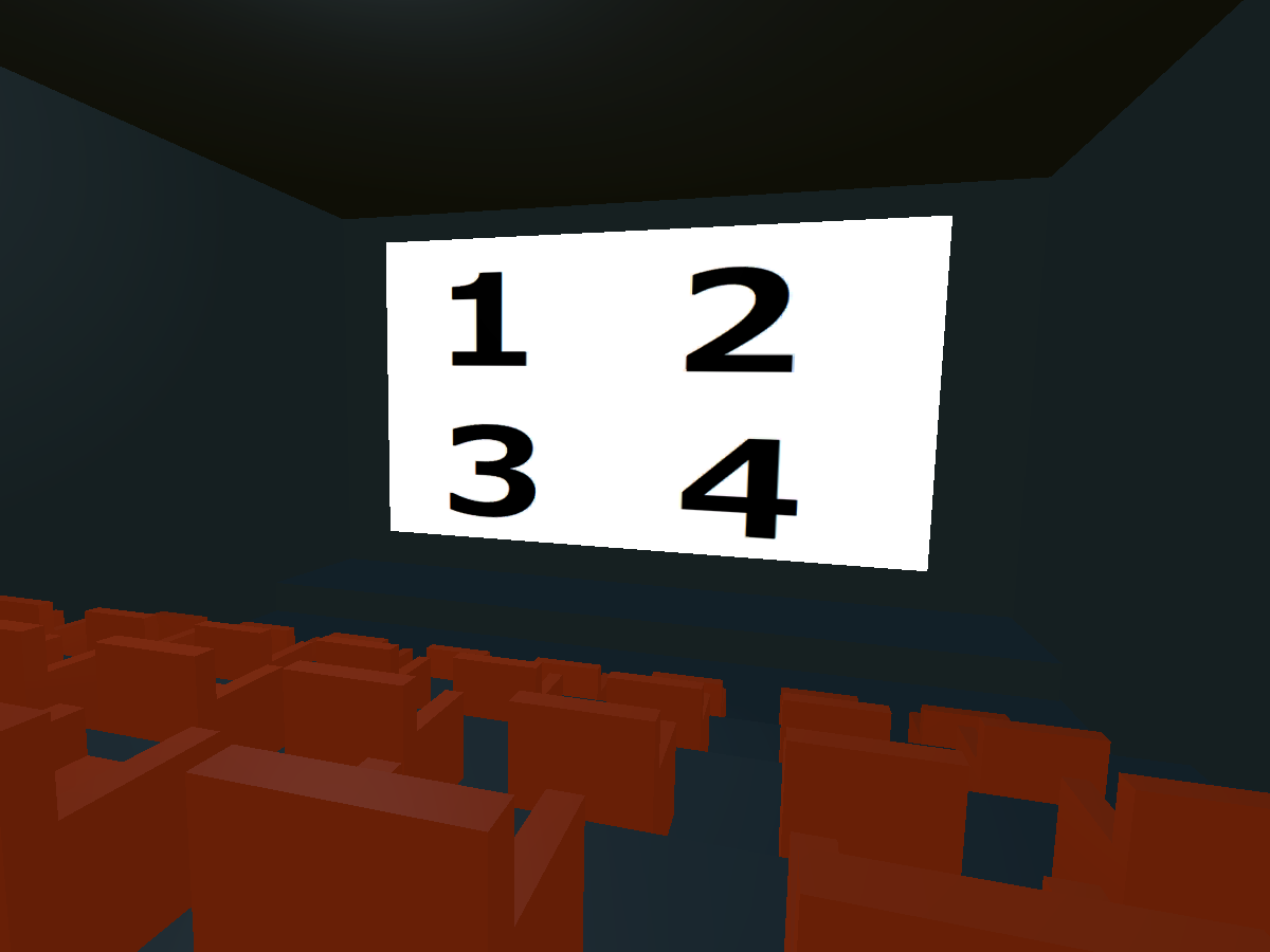 Movie Theater 3D