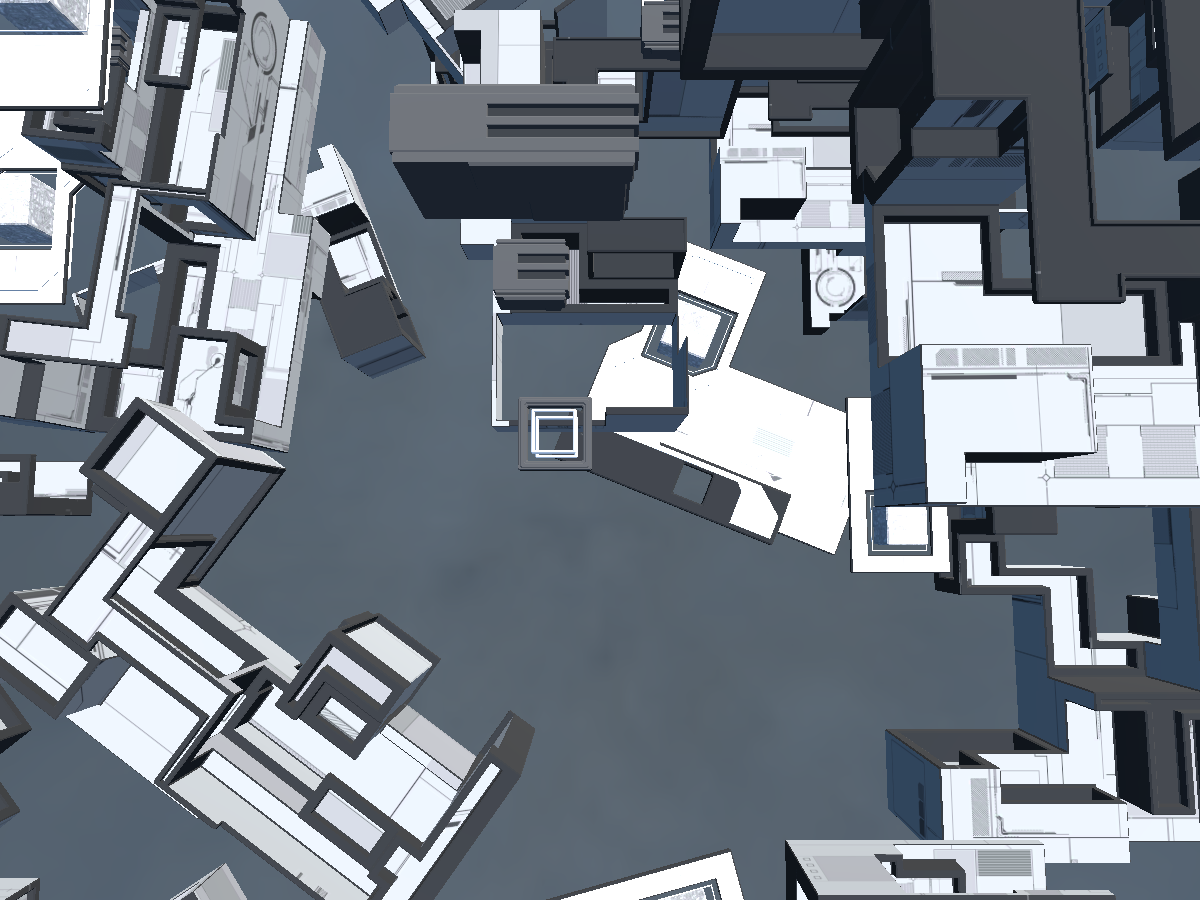 Moving Maze Death Match
