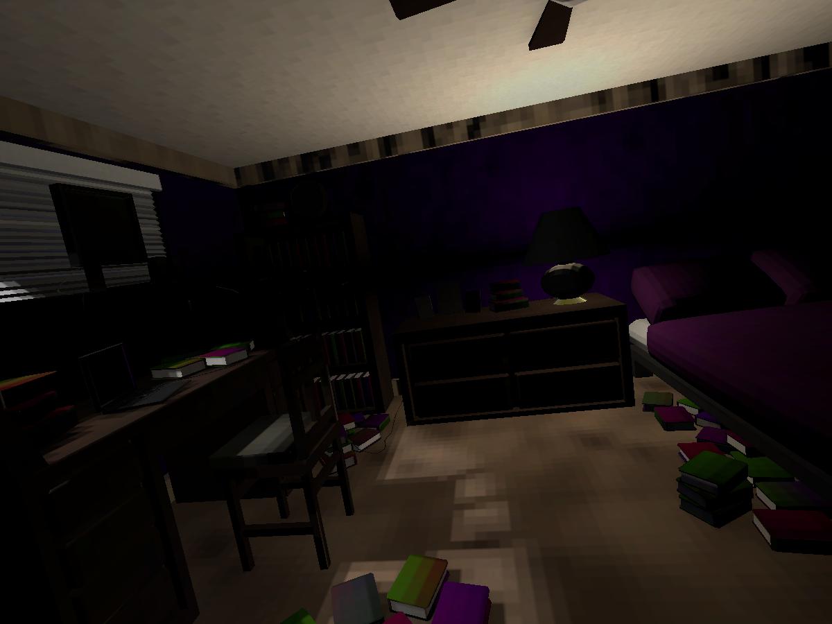 Mary-san's Room