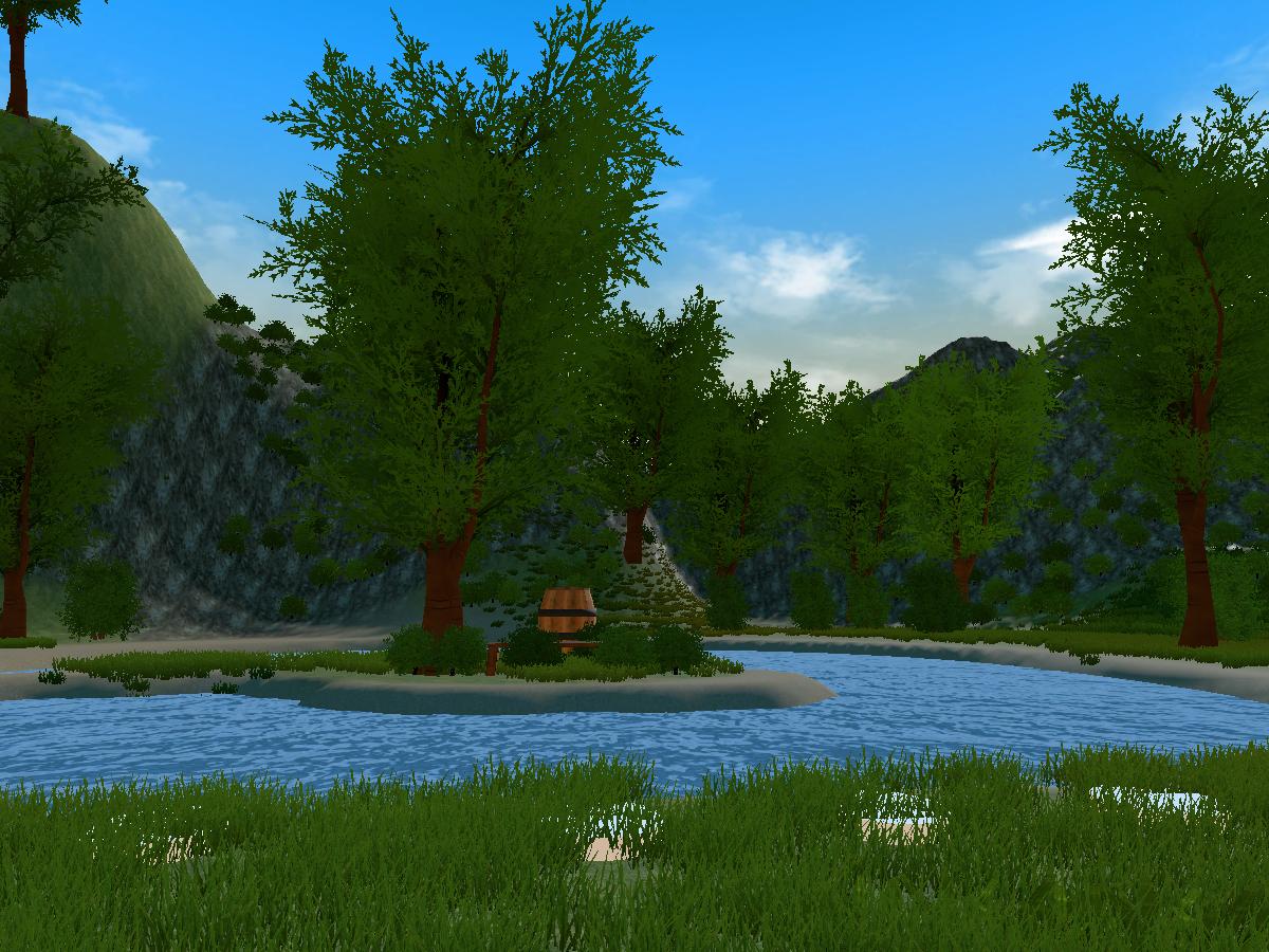 Neif's Avatar World