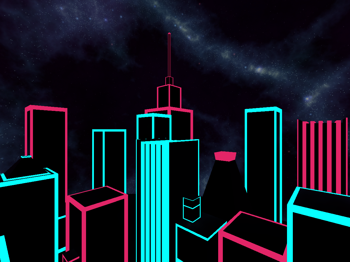 Neon City BRAZIL
