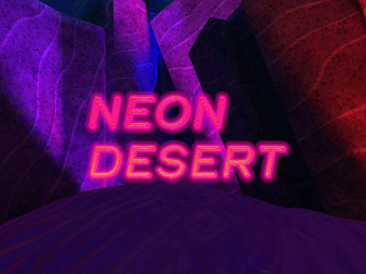 Neon Desert