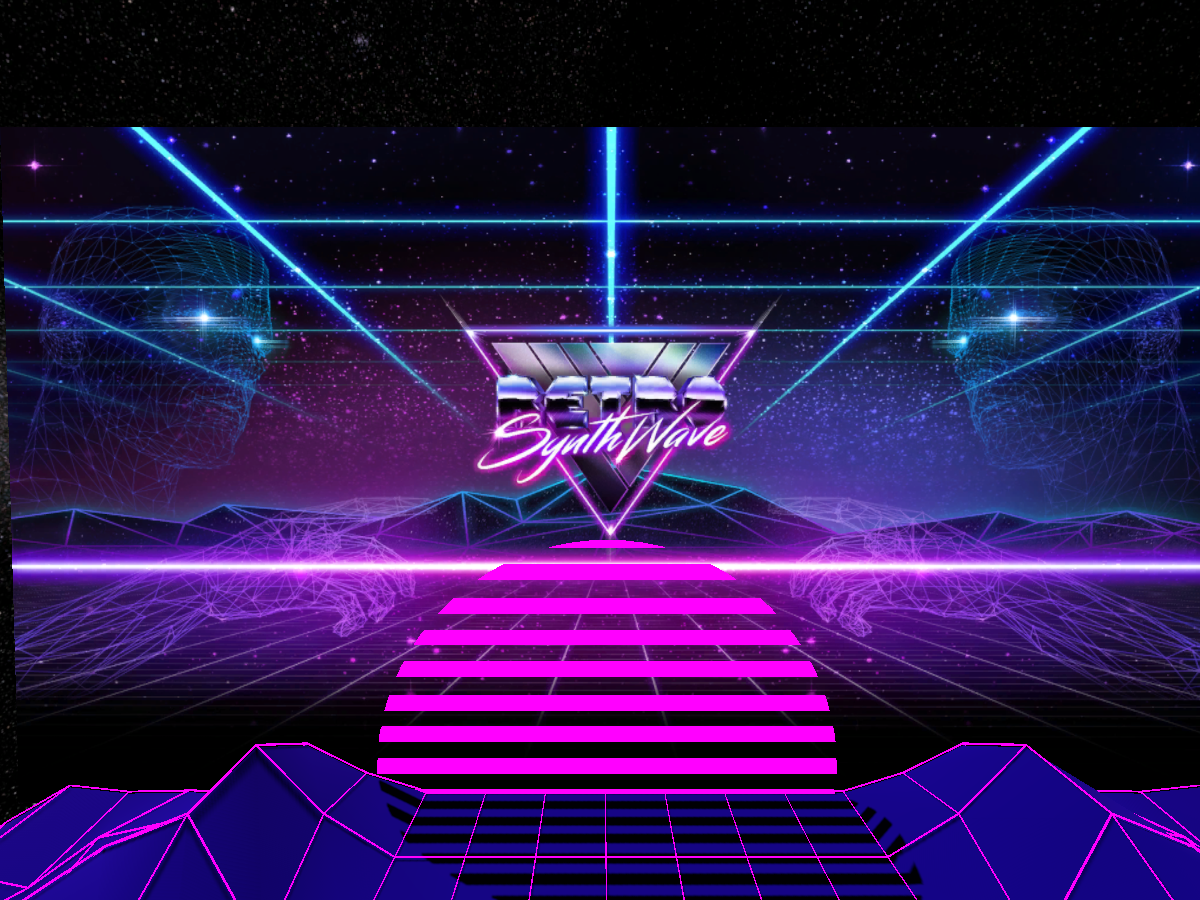 Neon Future // Synthwave Bar Beta