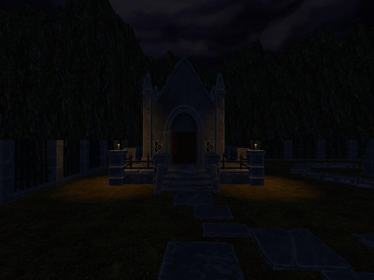 Grave-Halloween V.1