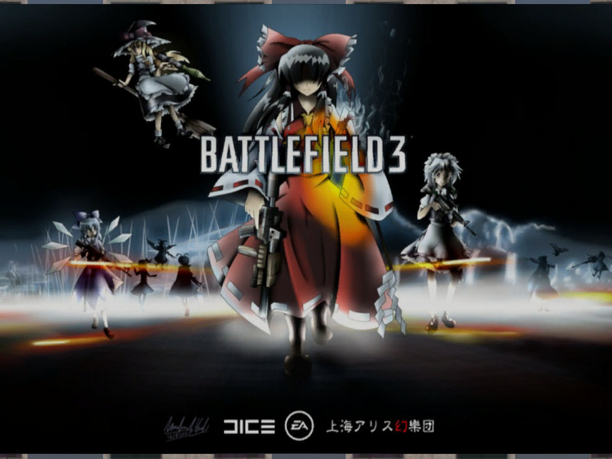 New Battlefield4 AVATAR ANIME 〈BATE〉