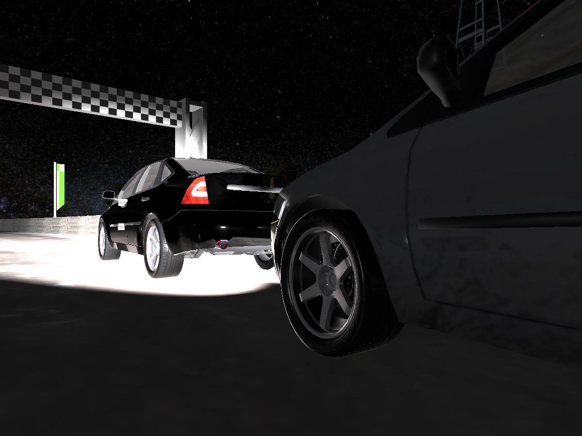 Night Driving ˸˸ Hardcore