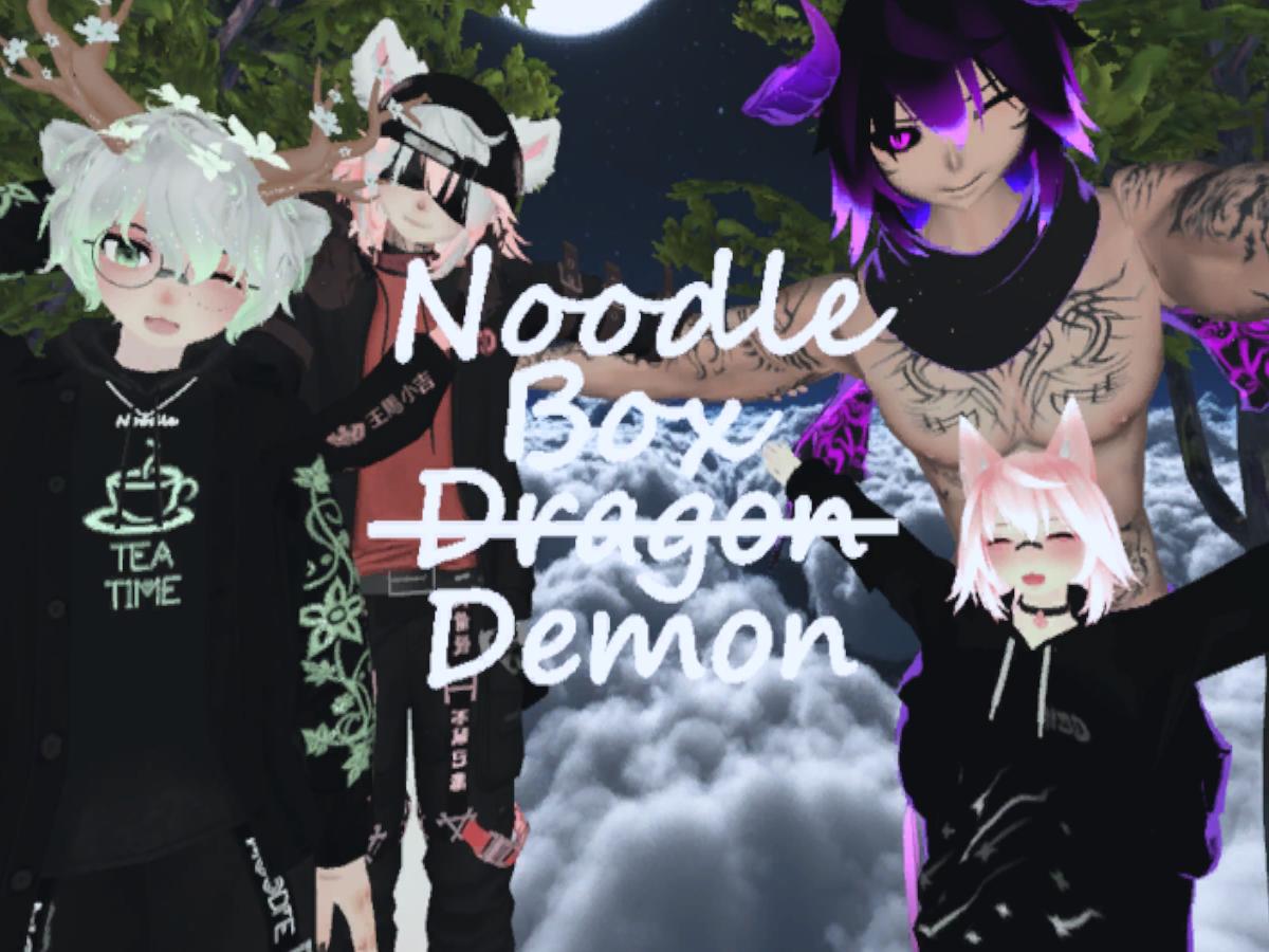 Noodles Quest & PC Avatars