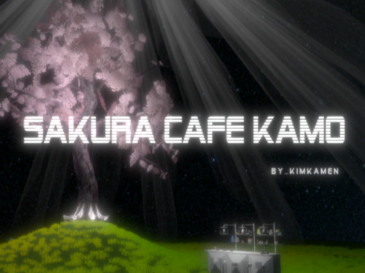 Sakura Cafe Kamo