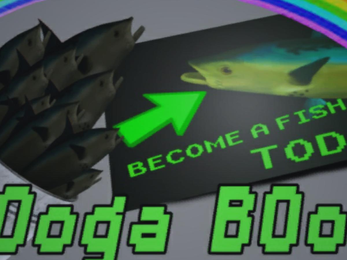 OOGA BOOGA FISH