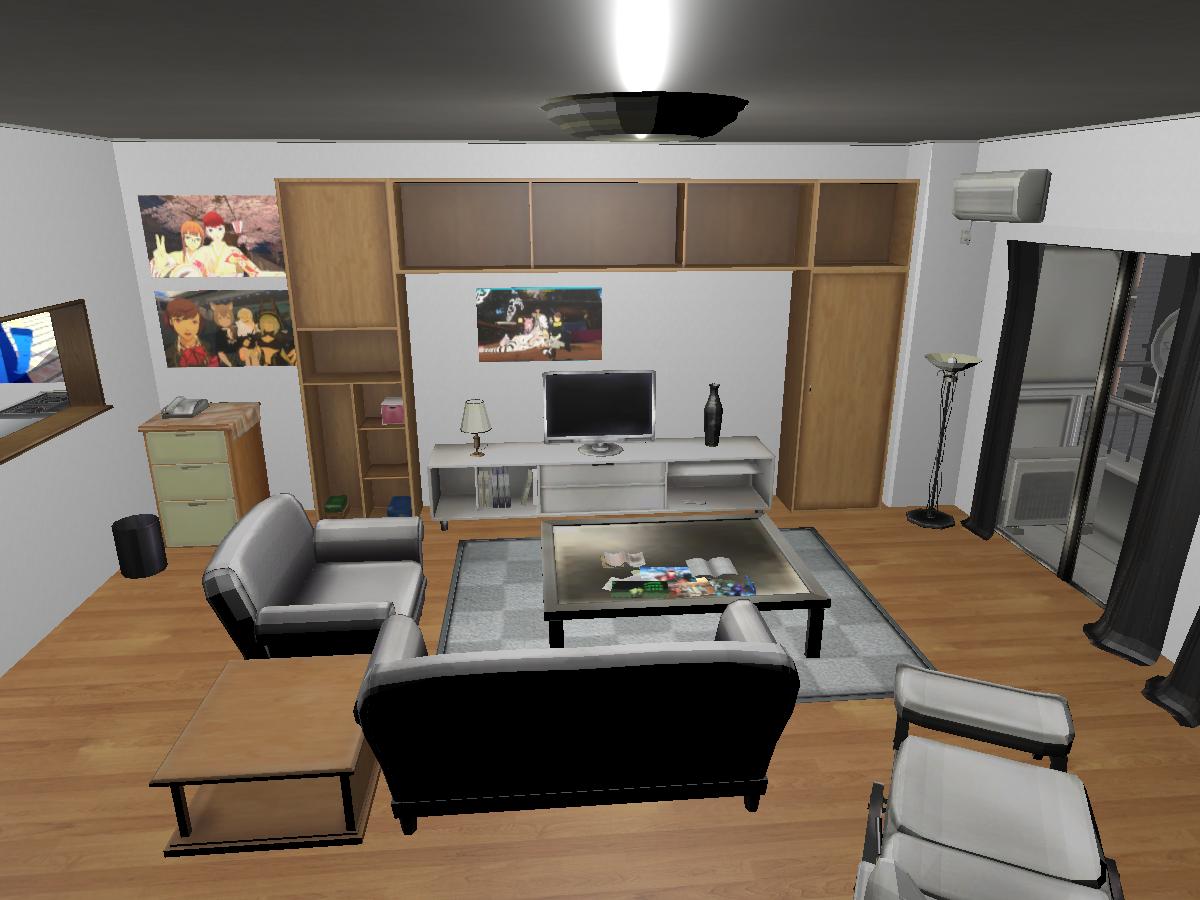 OX的憂鬱小房間