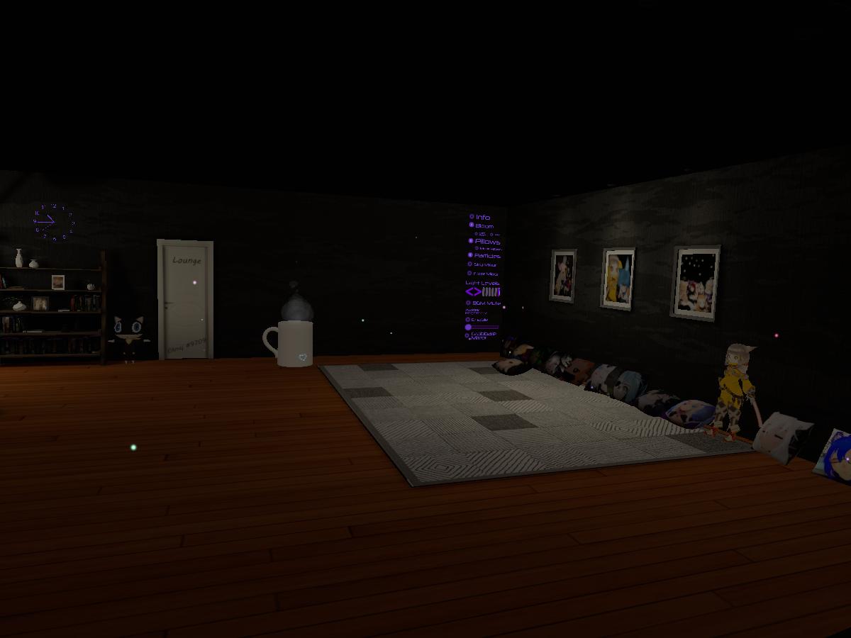 Oknuj's Hangout n Sleep