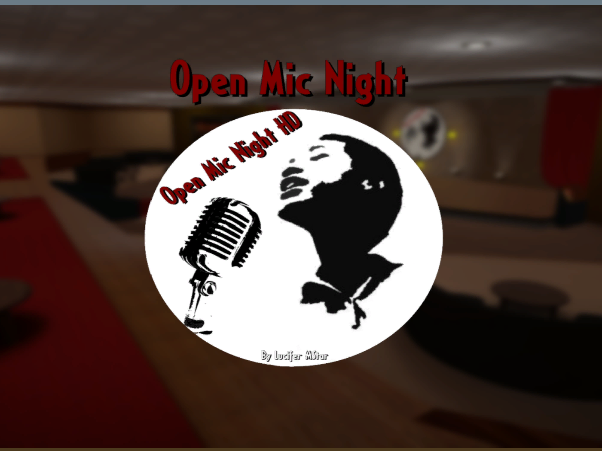 Open Mic Night HD Edition