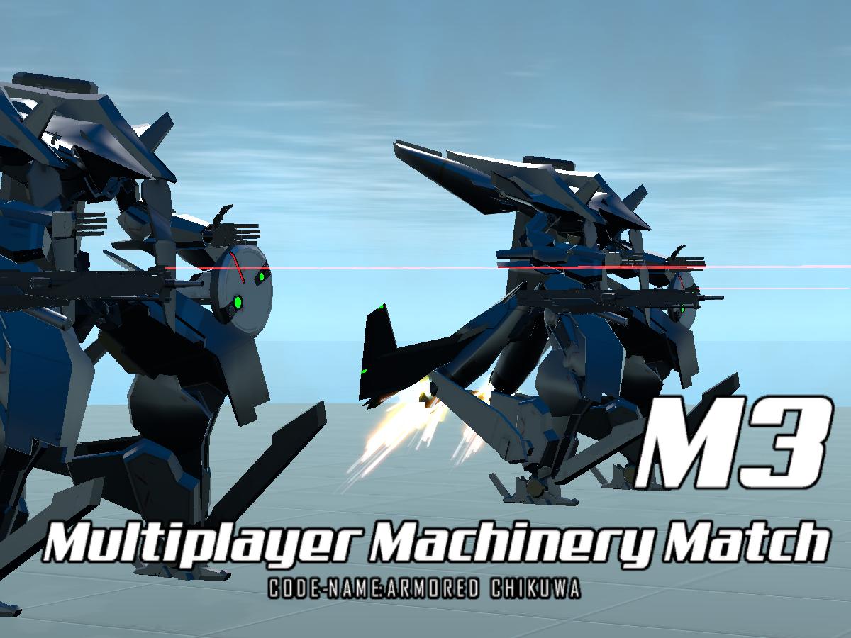 M3 - Multiplayer Machinery Match