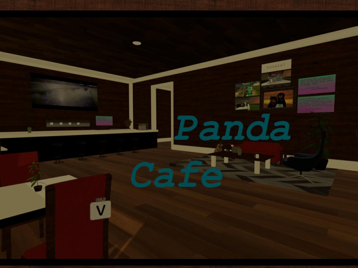 Panda Cafe v1