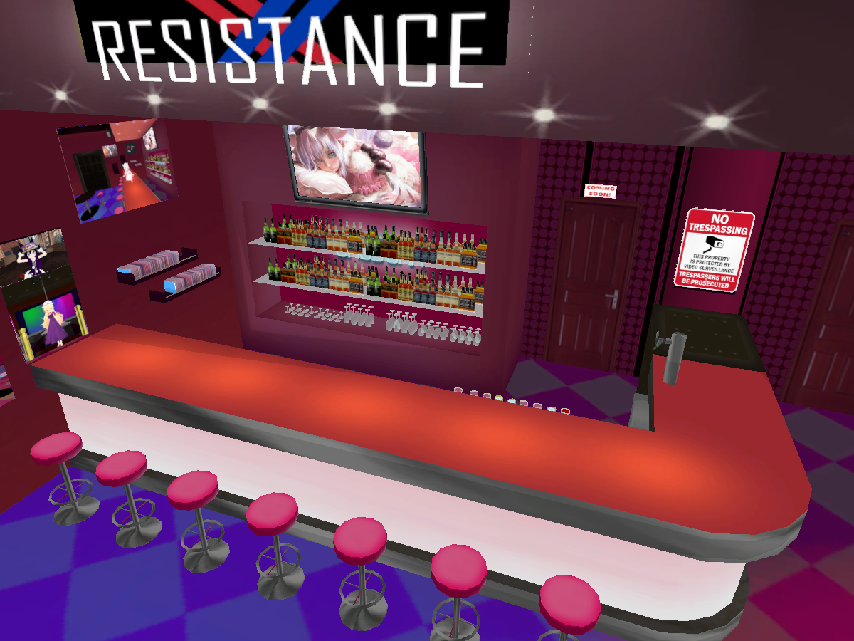Resistance Party Club