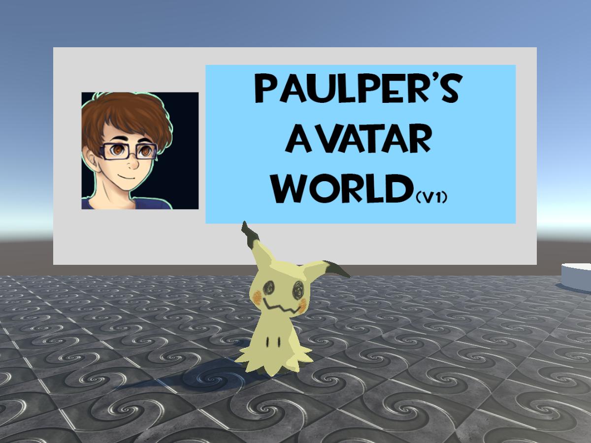 PaulPer's Avatar World v1 〈w| Some SCP〉