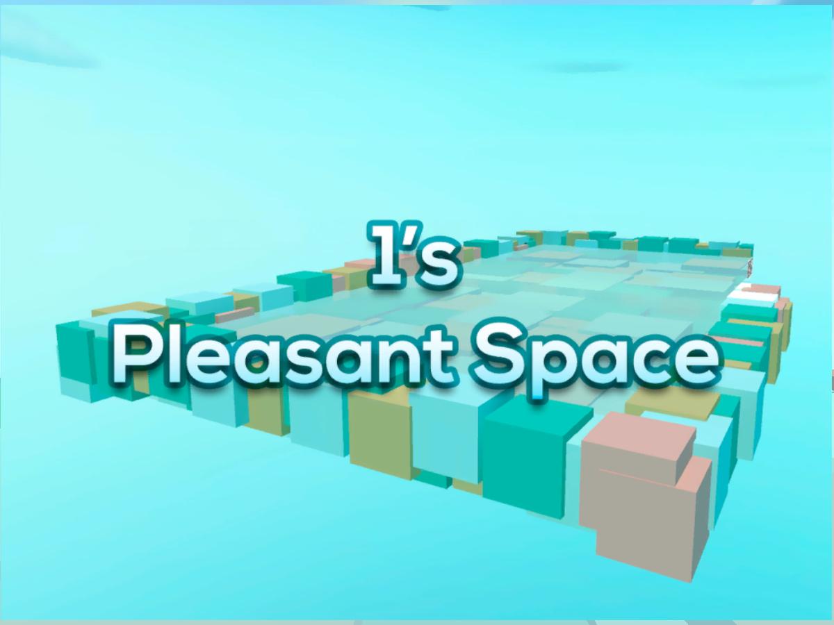 1's Pleasant Space