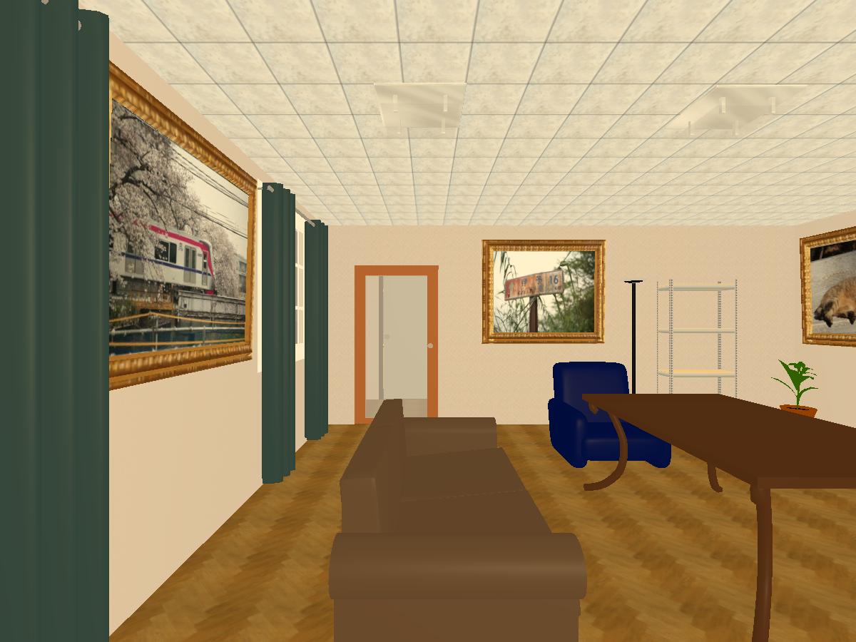 Ponzu House Public Ver․