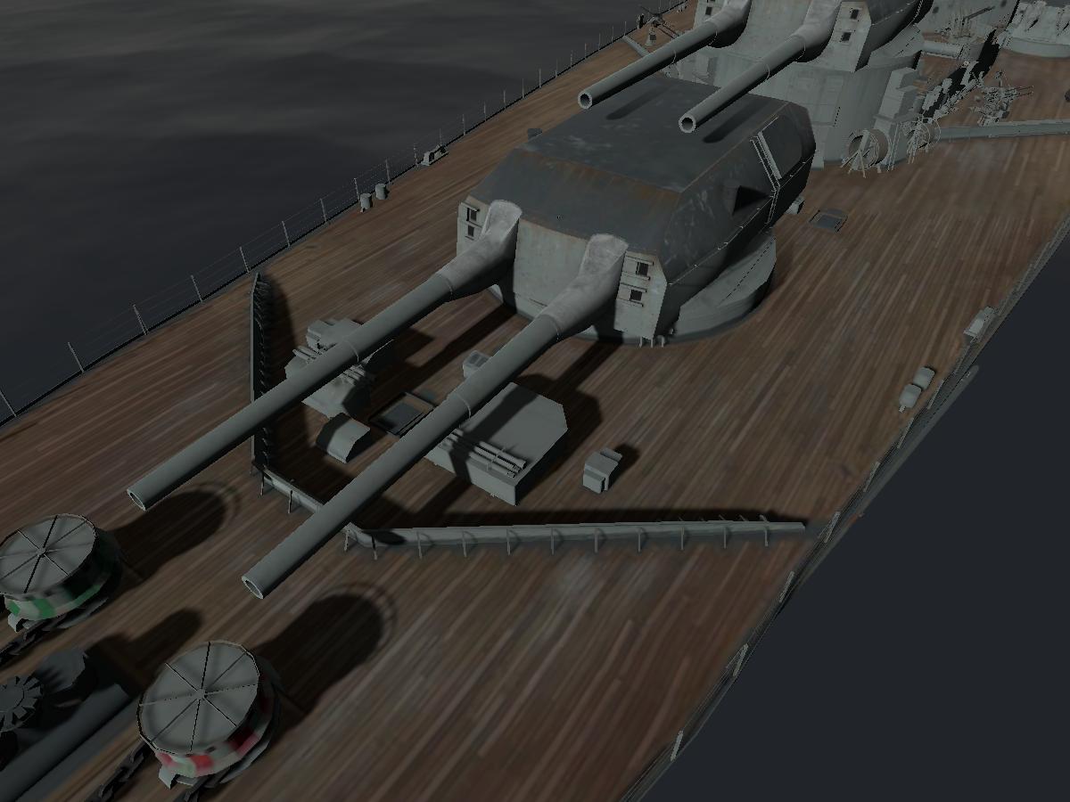 Project Bismarck