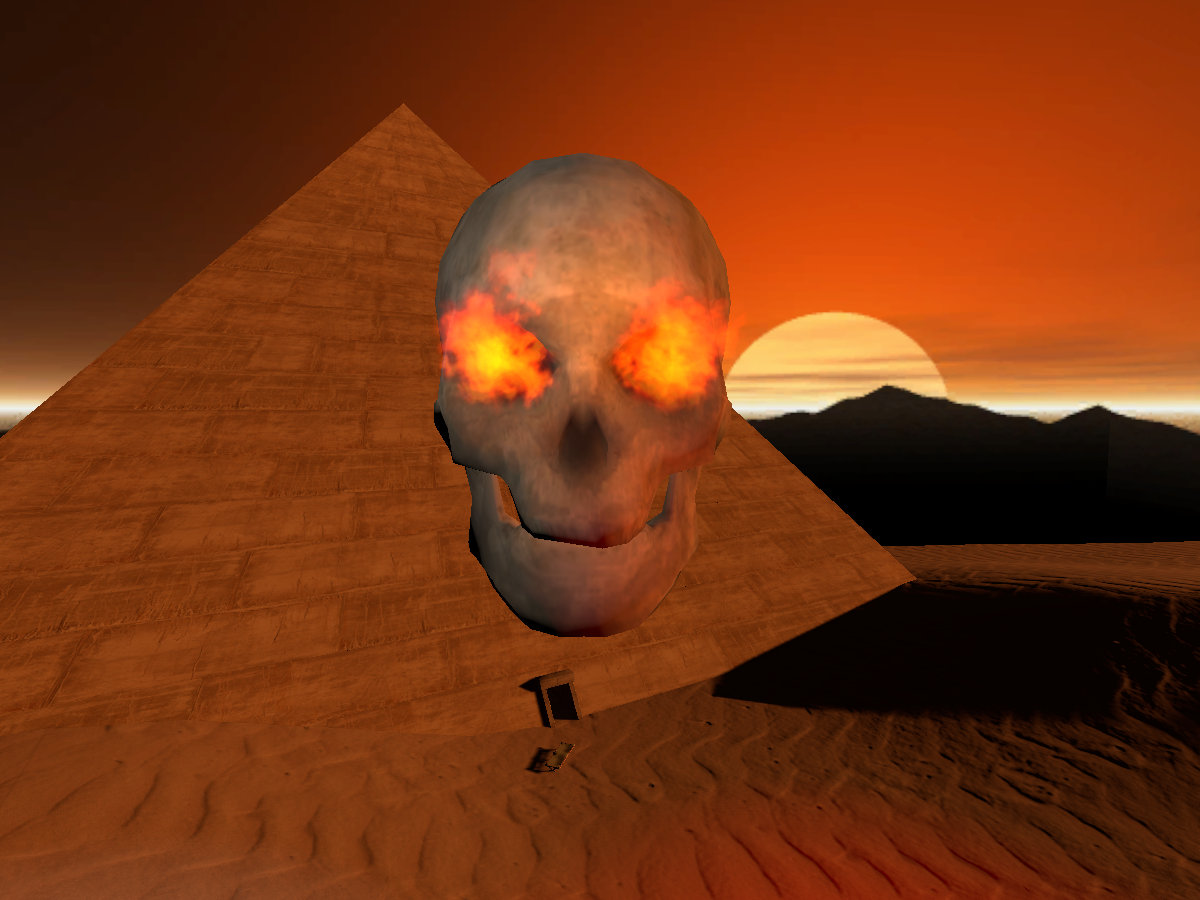 Pyramid Nightmare