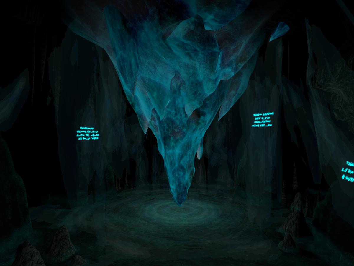 Q'ha Holme Cavern