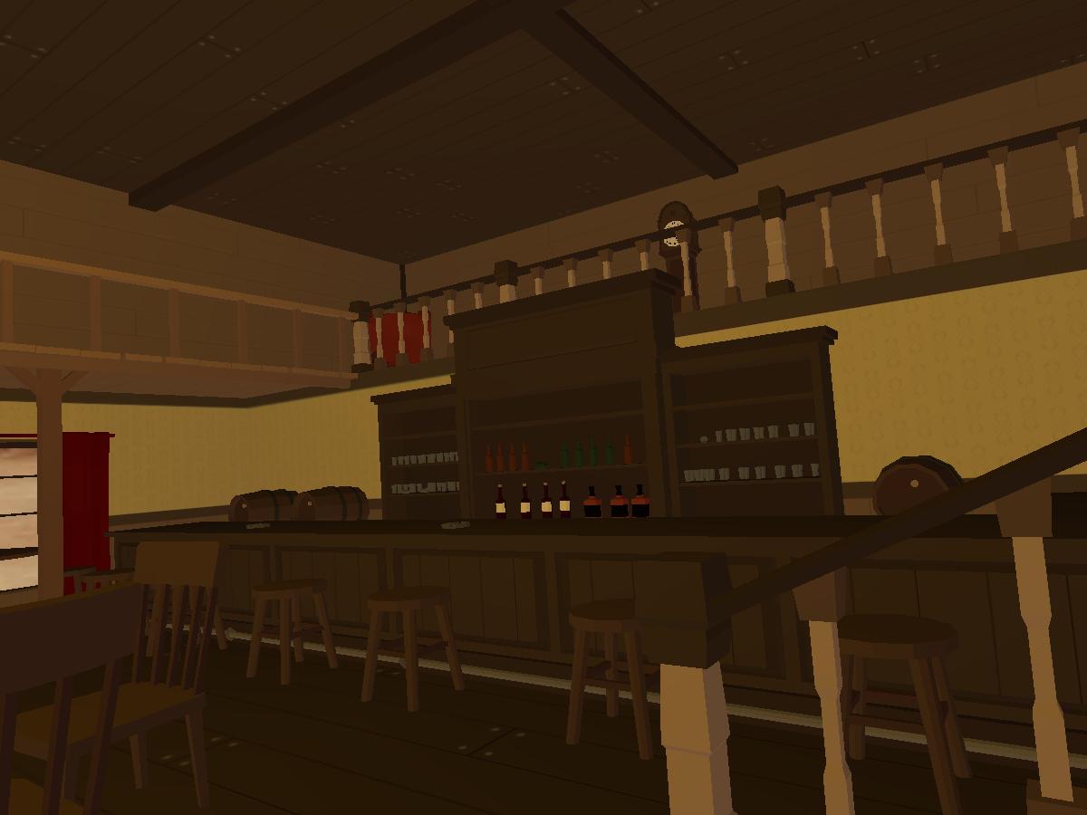Quest & PC Saloon