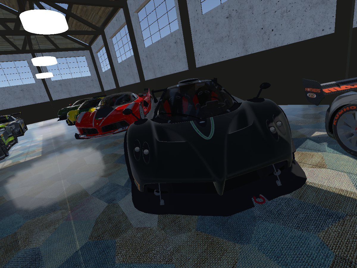 Jintei's Car Warehouse