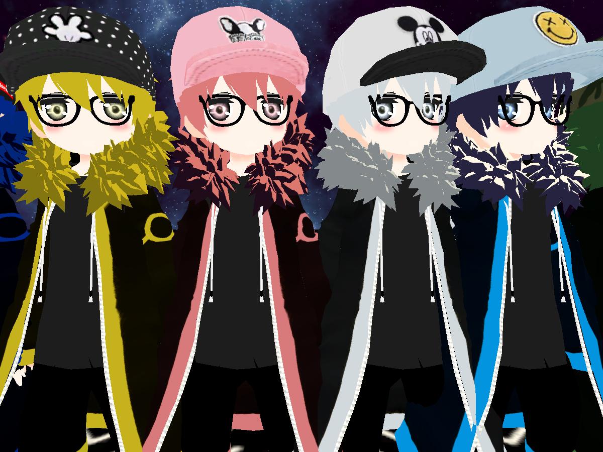RaizenJK's Kawai Avatars