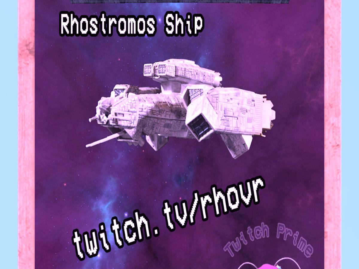 Rhostromos Ship