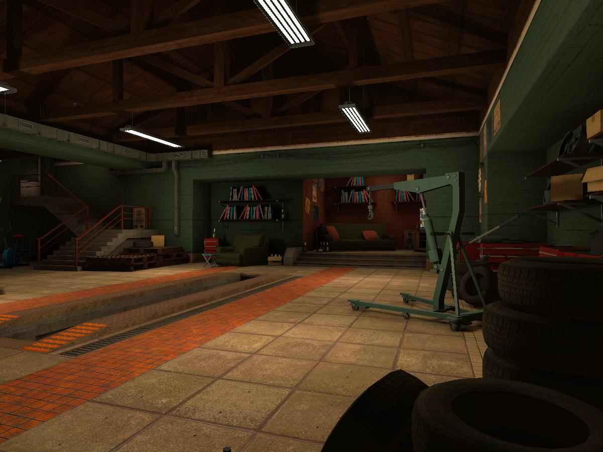 Rock's Garage