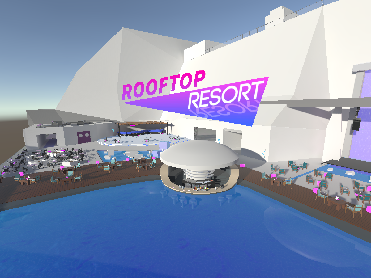 Rooftop Resort - Bar & Karaoke‼