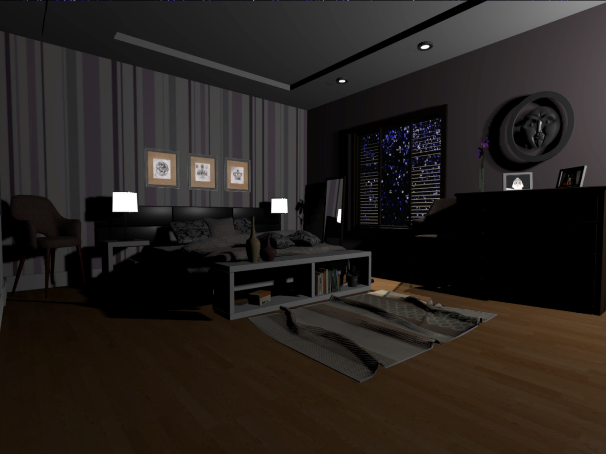 Room Fox