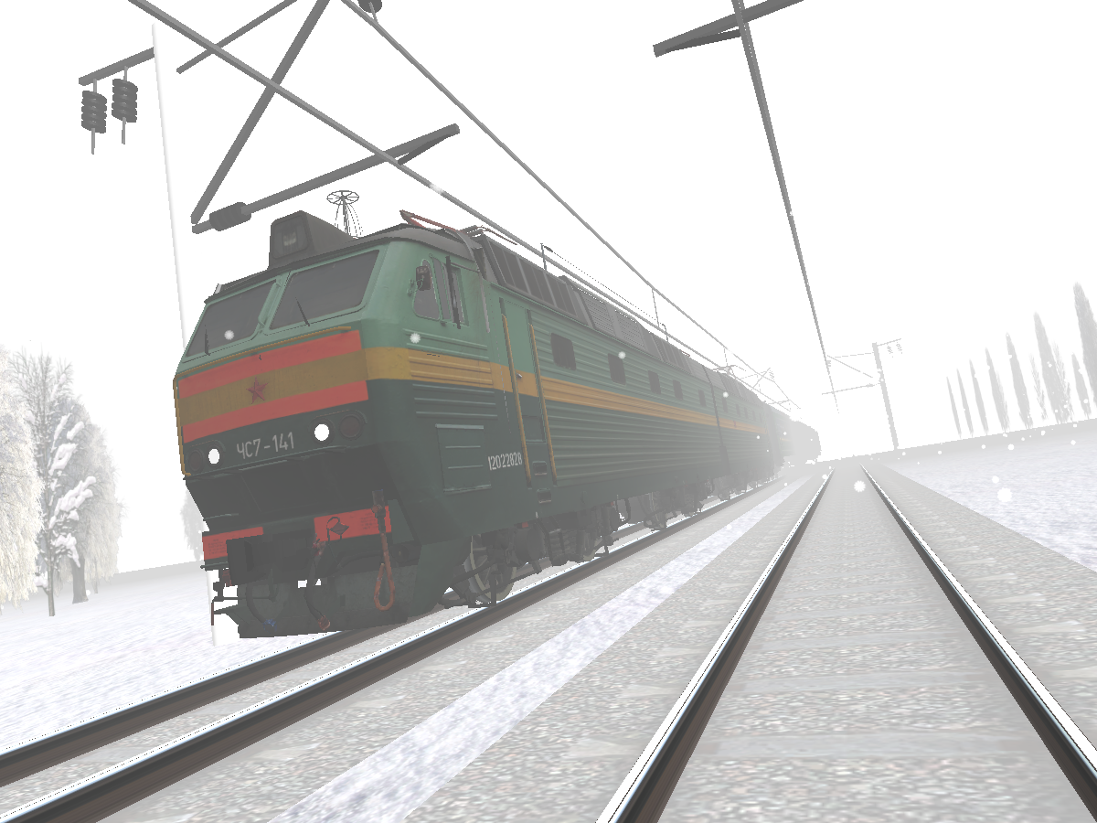 Russian Railways v1․5