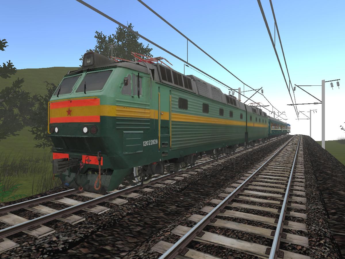Russian Railways v․3