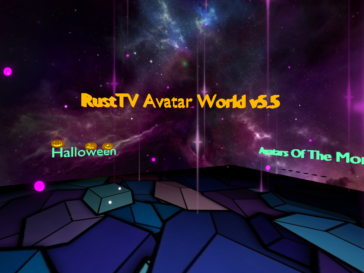 RustTV Avatar World v5.5